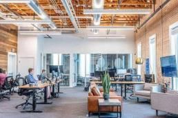 cool office for a tech startup