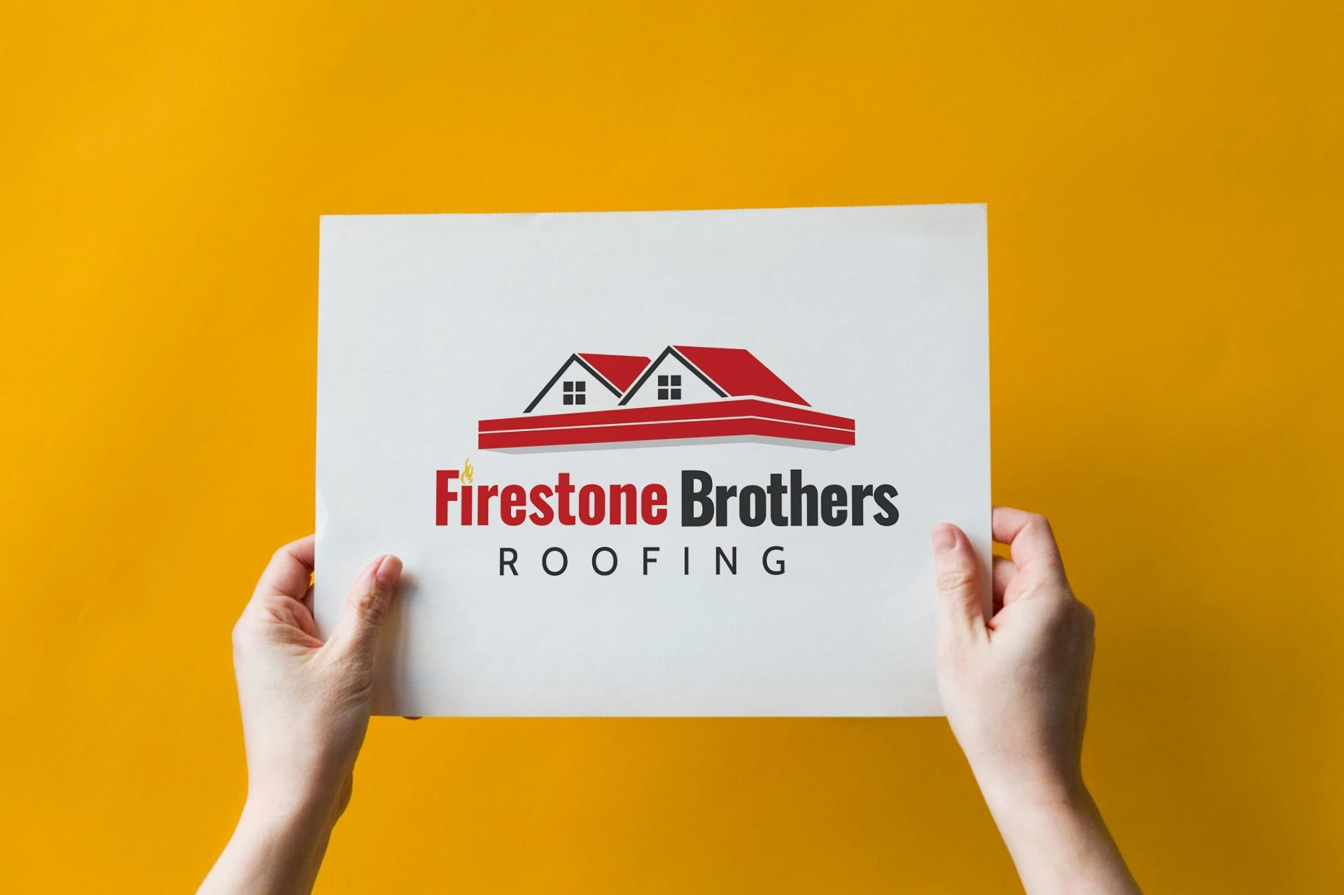 Firestone Brothers Roofing logo