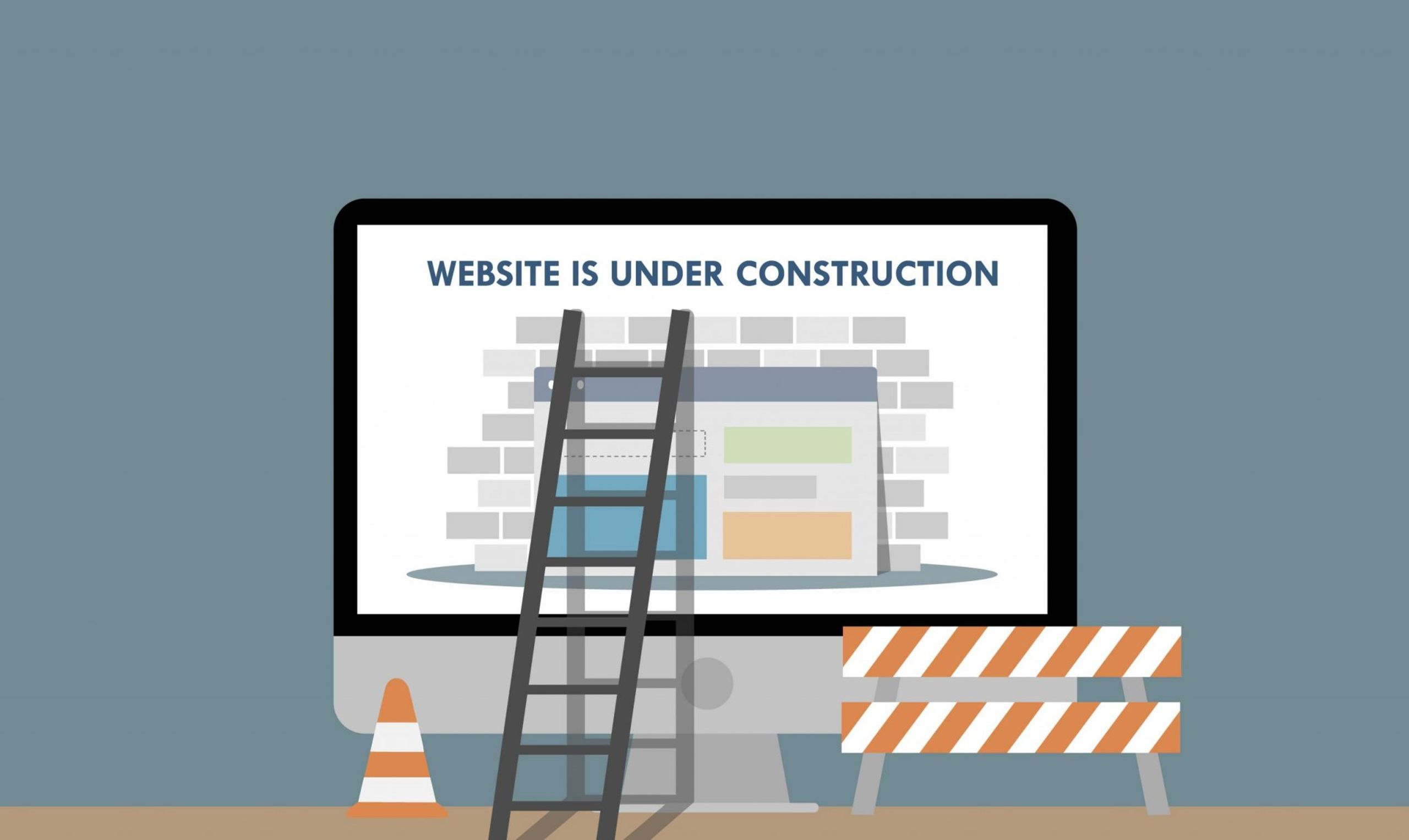 Website needs makeover so it is under construction