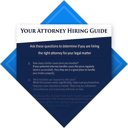 Get Your Free Attorney Hiring Guide