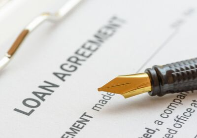 SBA loan transaction agreement
