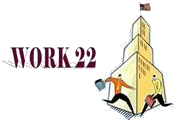Work 22 Employment & Recruiting Logo