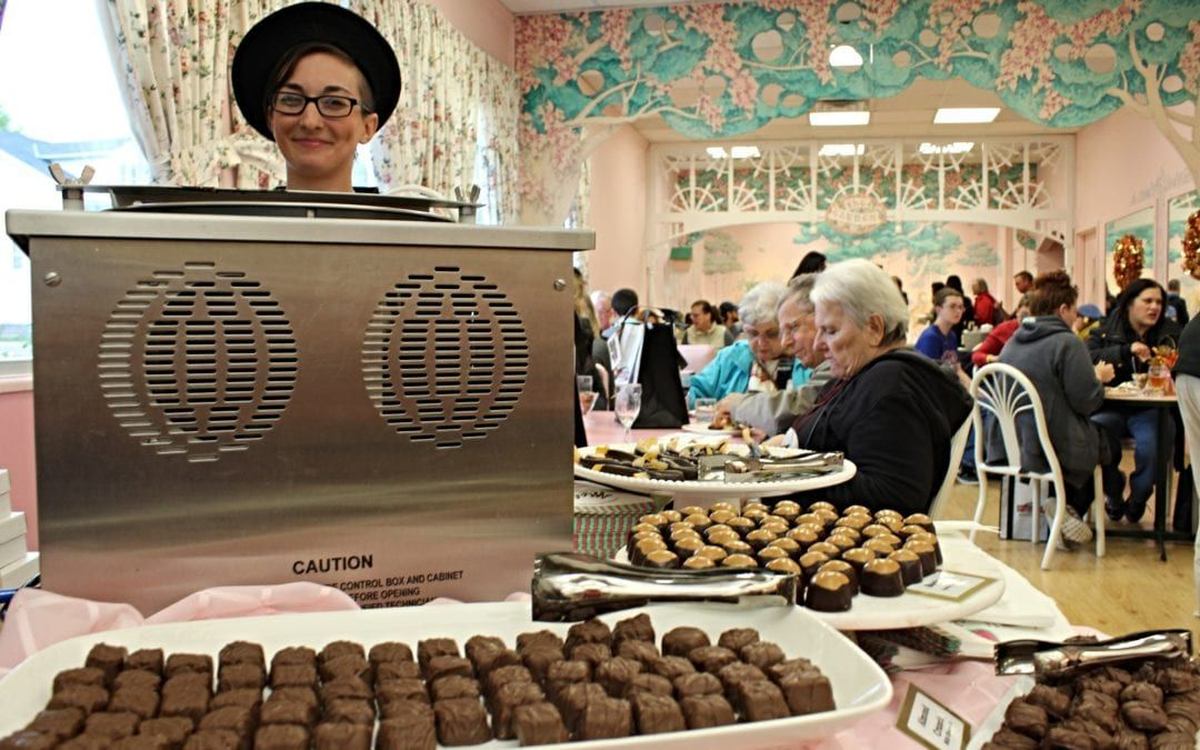10th Annual Lakewood Chocolate Walk Draws Sellout Crowd for Memorable Evening of Sweets