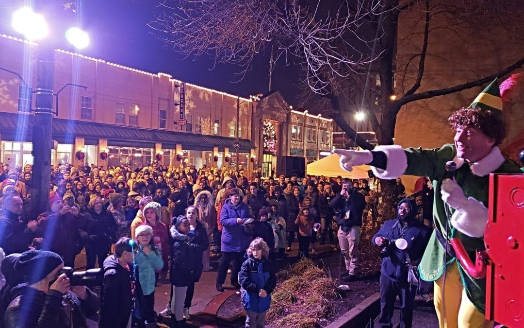 Light Up Lakewood 2018 Ushers in Holiday Season in Downtown Lakewood