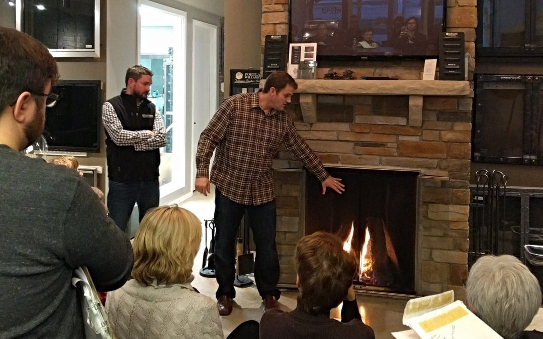 """LakewoodAlive to Host """"Knowing Your Home: All About Fireplaces"""" Workshop on March 21"""