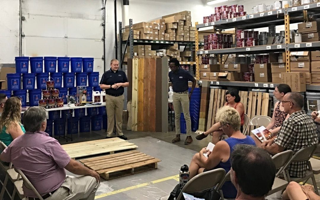 """Five Key Takeaways from LakewoodAlive's """"Knowing Your Home: Deck Refinishing"""" Workshop"""