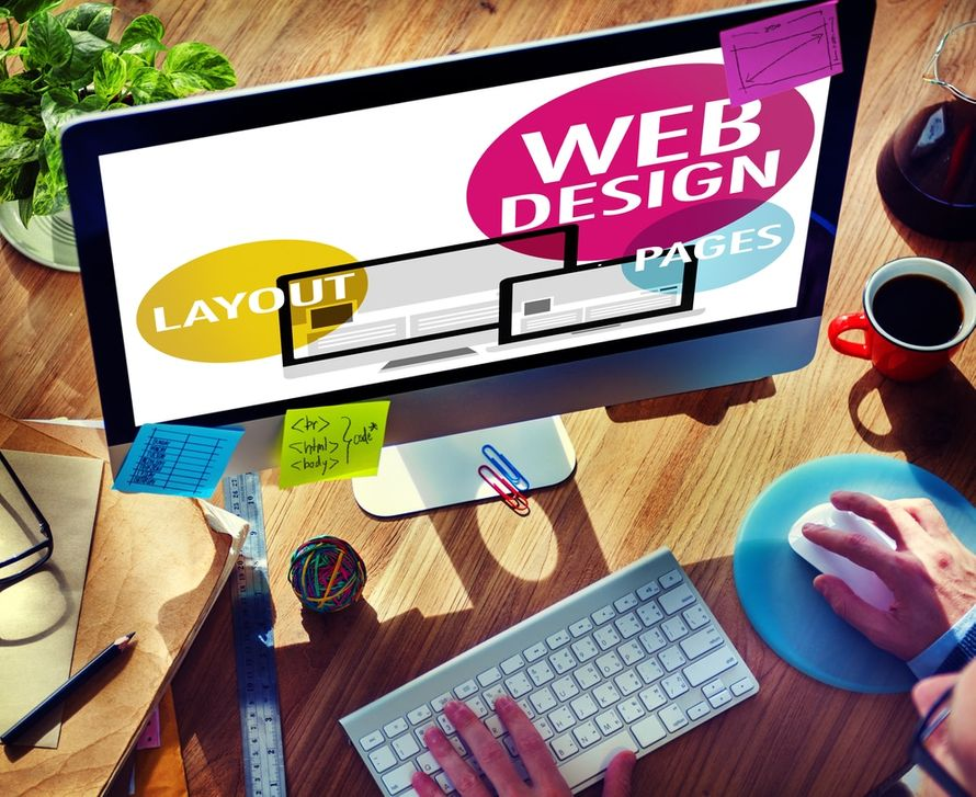 Web Design New Orleans - Infintech Designs