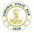 virginia state bar logo