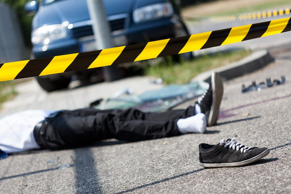 Pedestrian accident wrongful death