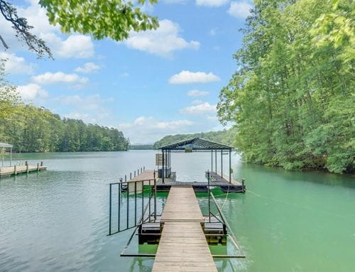 5 Places to Look for Your North Georgia Lake Home