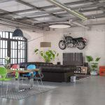 apartment warehouse space