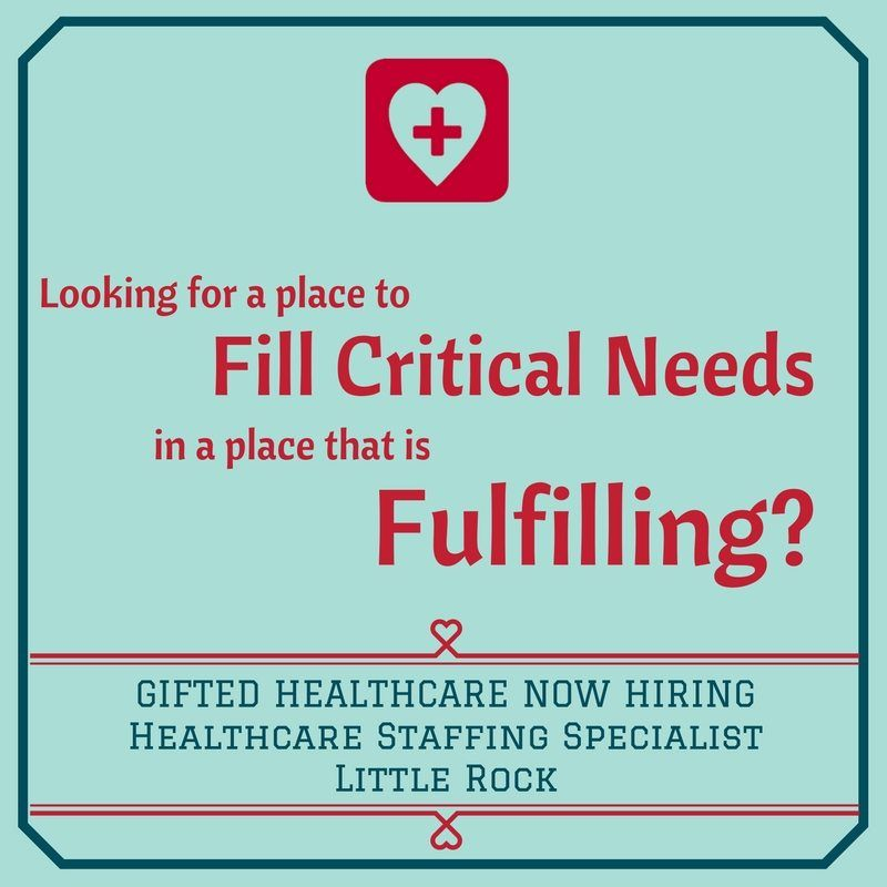 GIFTED is Hiring Staffing Specialist