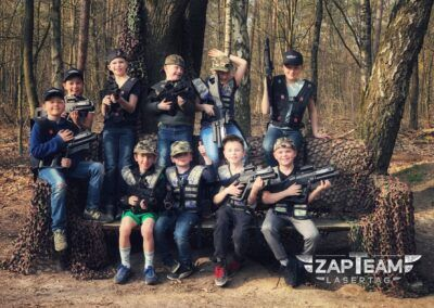Tactical LaserTag Club