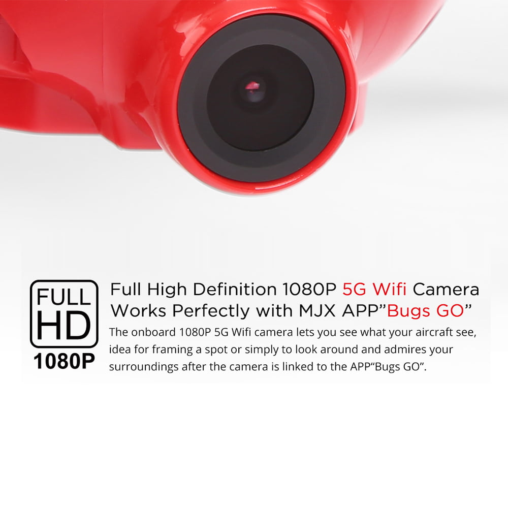 MJX-B2W-Bugs-2W-2-4G-6-Axis-Gyro-Brushless-Motor-Independent-ESC-1080P-Camera-Drone (3)