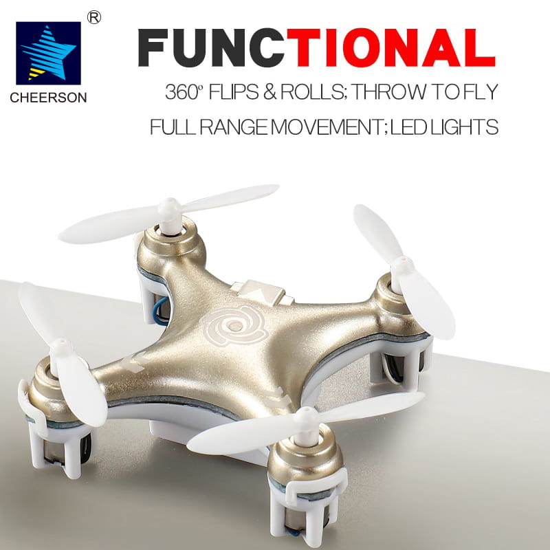 Cheerson-RC-Helicopter-CX10A-CX-10A-2-4GHz-4CH-RC-Mini-Drone-Quadcopter-UFO-with-Headless