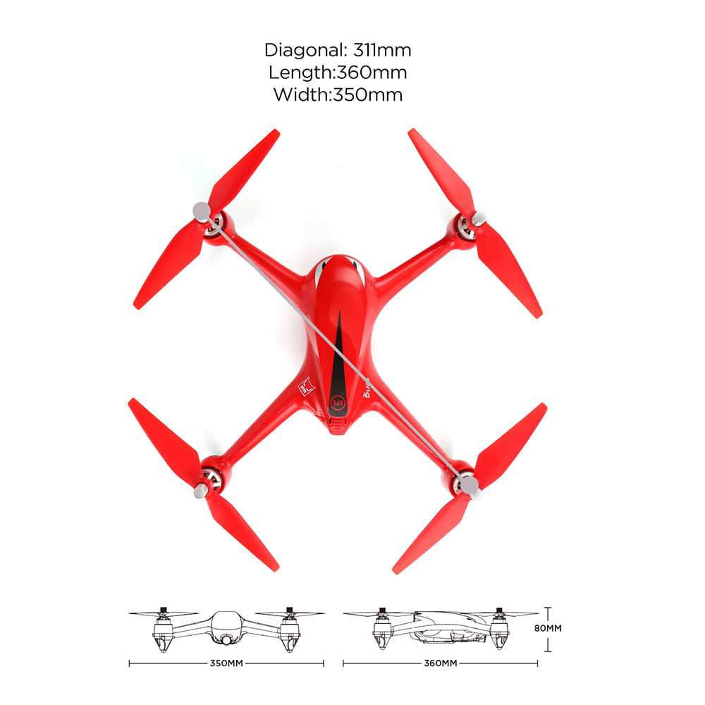 MJX-B2W-Bugs-2W-2-4G-6-Axis-Gyro-Brushless-Motor-Independent-ESC-1080P-Camera-Drone (1)