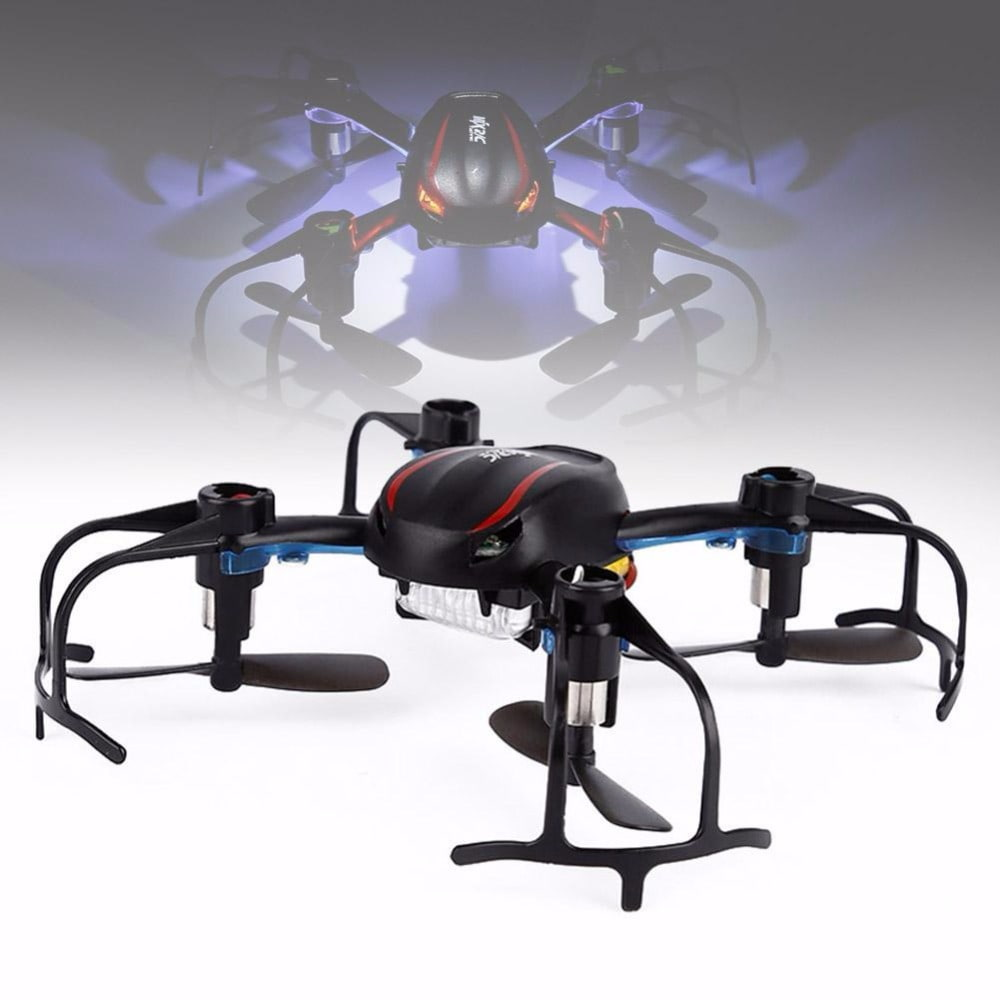 MJX-X902-2-4GHz-6-Axle-Gyro-3D-Roll-Spider-Shape-RC-Quadcopter-Helicopter-New