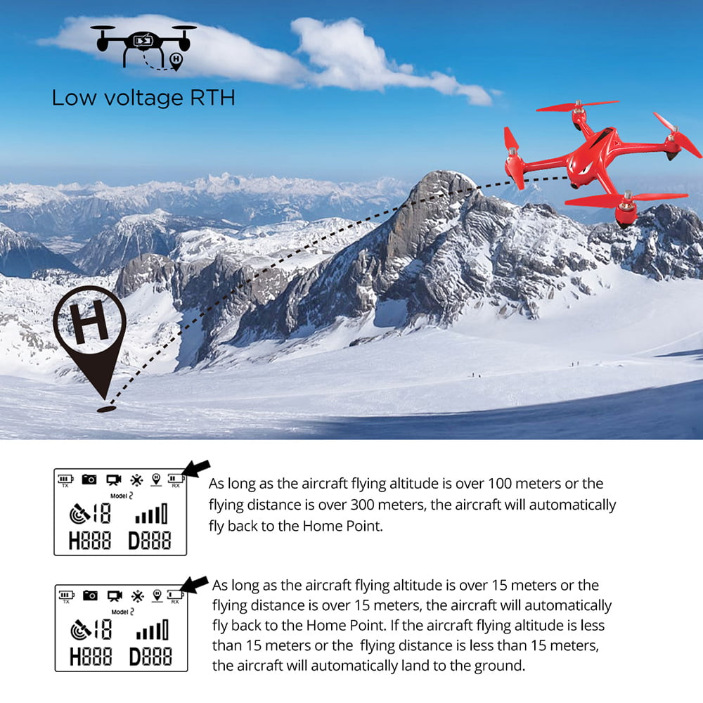 MJX-B2W-Bugs-2W-2-4G-6-Axis-Gyro-Brushless-Motor-Independent-ESC-1080P-Camera-Drone (4)