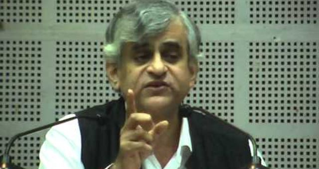P Sainath's speech On Farmer Suicides in India at Pondicherry University-Part 1-The Inquirer