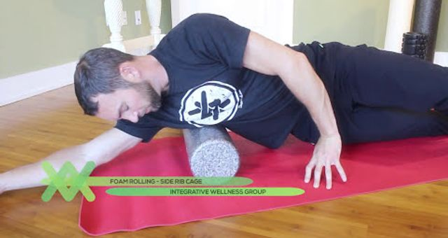 Foam Rolling for Your Rib Cage with Dr. Nick Carruthers