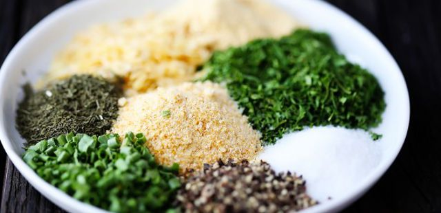 homemade dry ranch seasoning