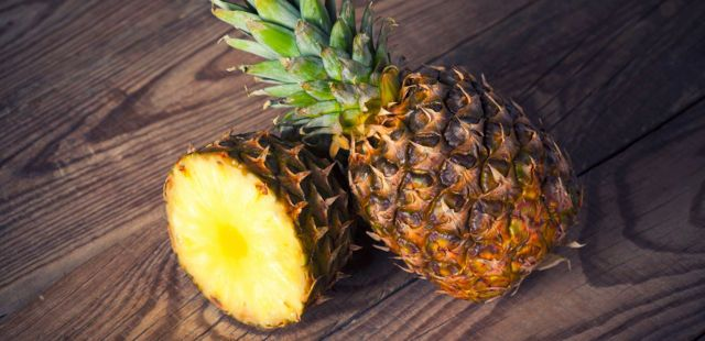 pineapple fruit cough syrup