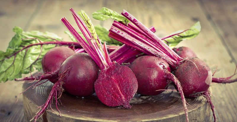 beets root vegetable