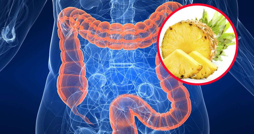 pineapple colon cancer