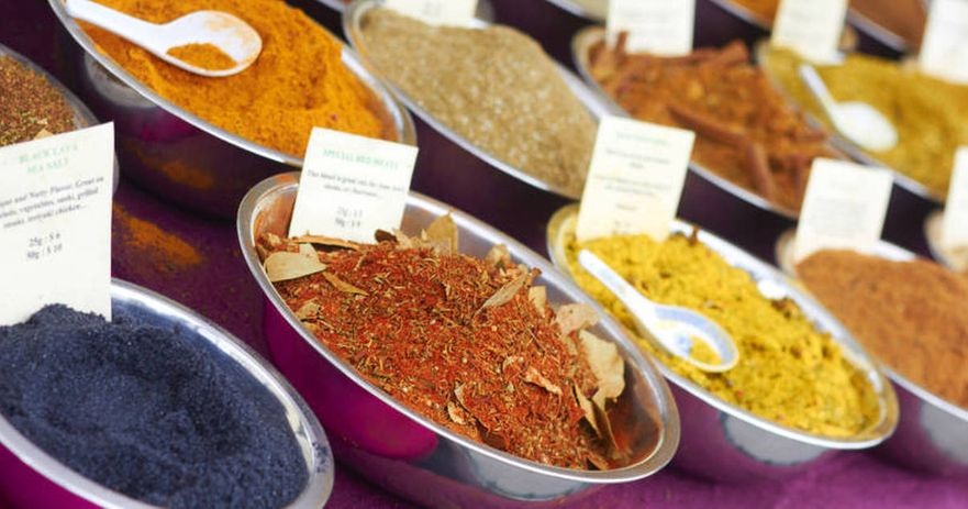 burn fat spices