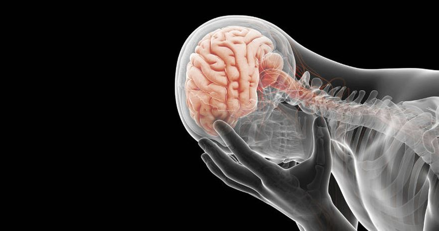 how depression affects brain