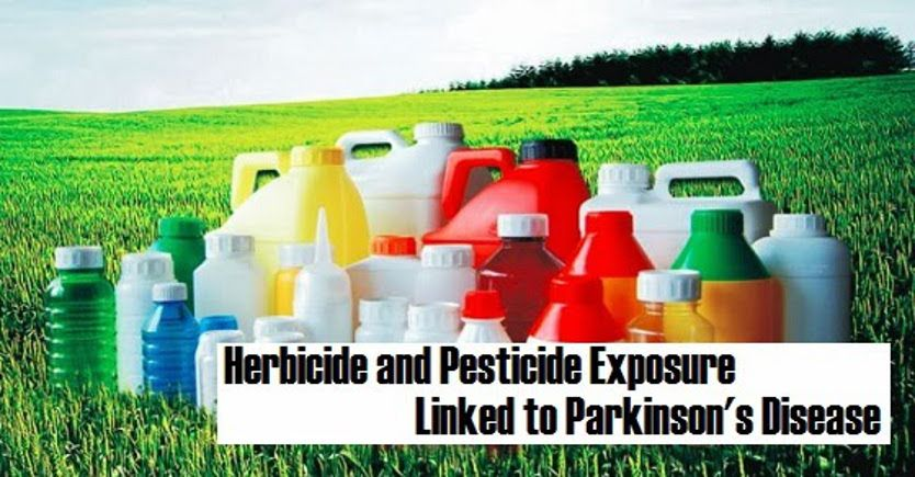 insecticides increase risk of parkinson's disease