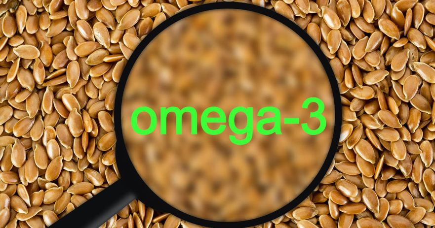 foods high in omega-3