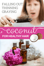 Coconut Oil For Hair Loss Prevention