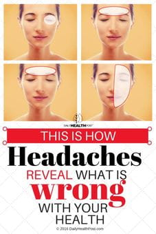 headaches reveal what is wrong with health