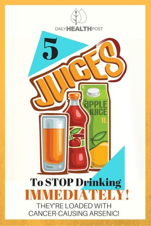 Juices to Stop Drinking
