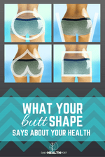 This Is What The Shape of Your Butt Says About Your Health-PIN