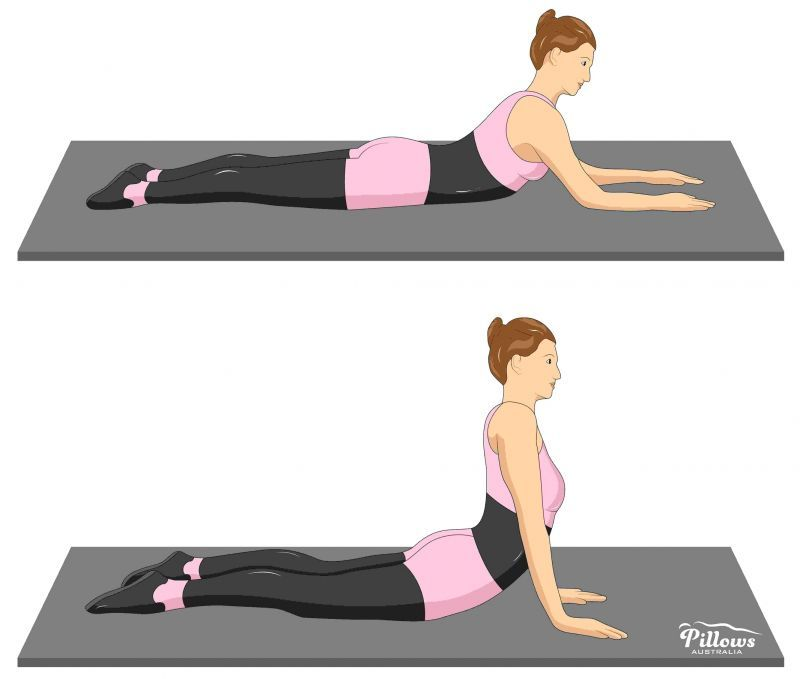 extension stretch