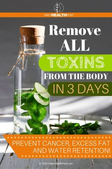 remove toxins from body
