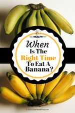 When Is The Right Time To Eat A Banana