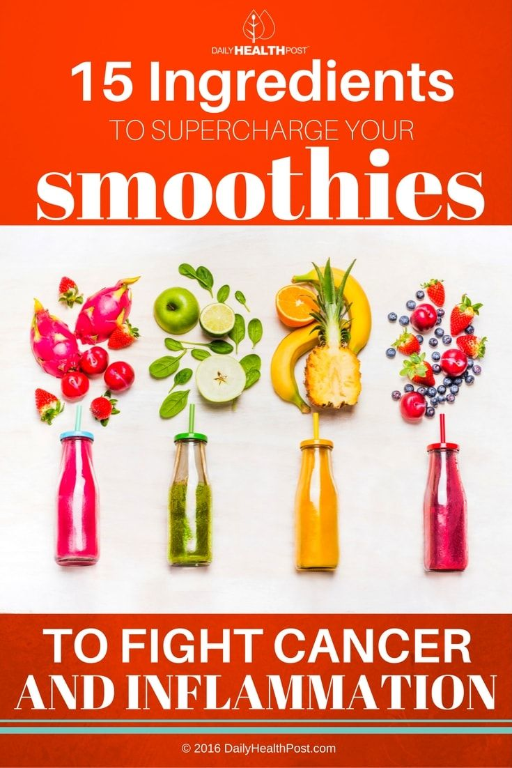 15-ingredients-to-supercharge-your-smoothies-to-fight-cancer