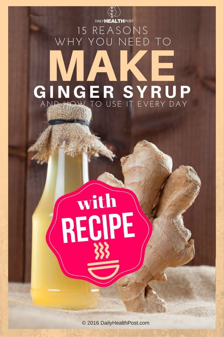 15-reasons-why-you-need-to-make-ginger-syrup