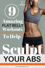 9-amazing-flat-belly-workouts-to-help-sculpt-your-abs