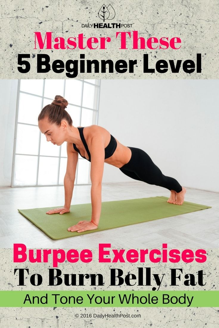 master-these-5-beginner-level-burpee-exercises-to-burn-belly-fat