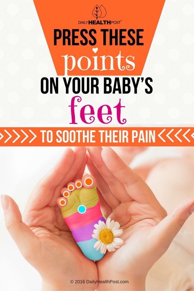 soothe-baby-pain-feet