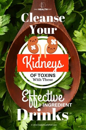 cleanse-your-kidneys-of-toxins-with-these-effective-1-ingredient-drinks