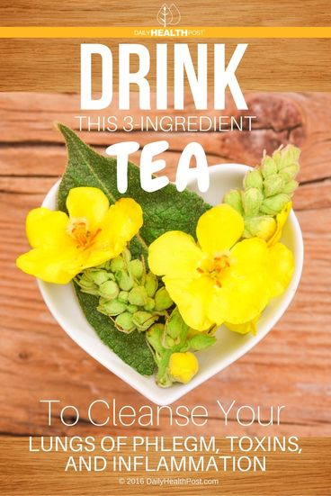 drink-this-3-ingredient-tea-to-cleanse-your-lungs-of-phlegm-toxins