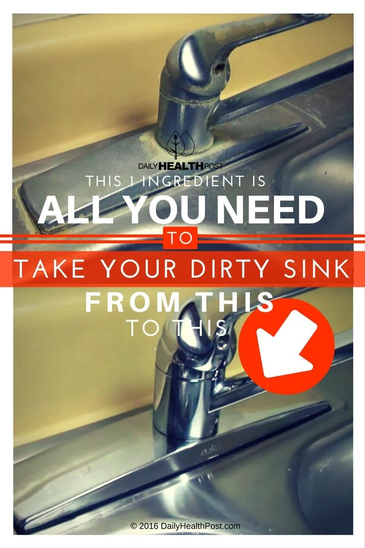 this-1-ingredient-is-all-you-need-to-take-your-dirty-sink