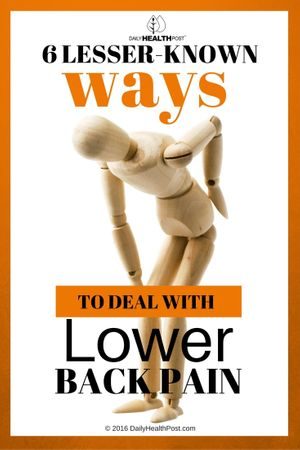 6-lesser-known-ways-to-deal-with-lower-back-pain