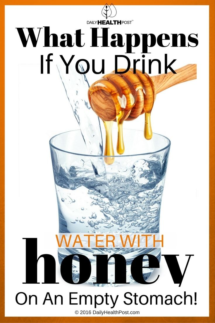 what-happens-if-you-drink-water-with-honey-on-an-empty-stomach