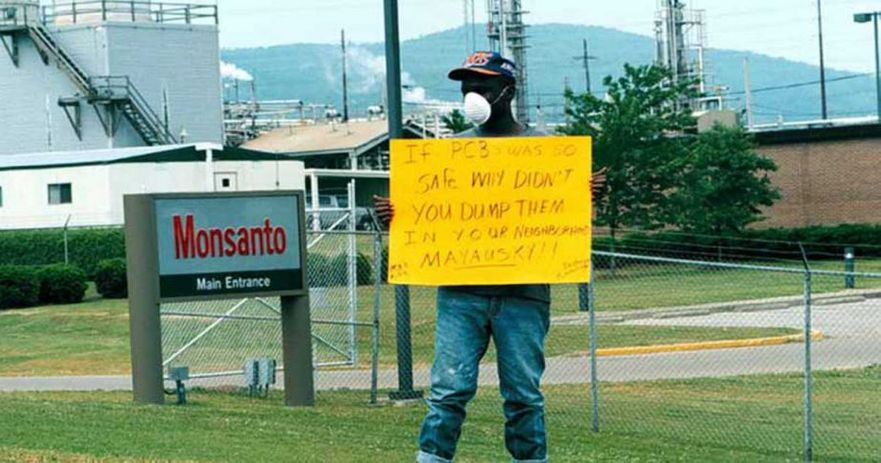 anniston alabama monsanto
